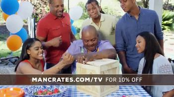 Man Crates TV Spot, 'Father's Day: Gifts' - Thumbnail 4