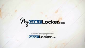 My Golf Locker TV Spot, 'Let Us Fit You Properly' - Thumbnail 1