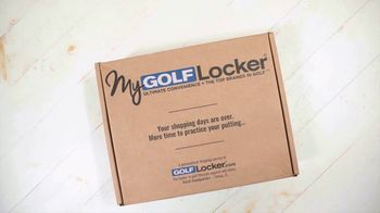 My Golf Locker TV Spot, 'Let Us Fit You Properly' - Thumbnail 2