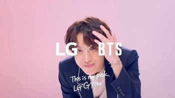 LG G7 ThinQ TV Spot, 'LG x BTS: Super Wide Angle Camera' Featuring J-Hope - Thumbnail 1