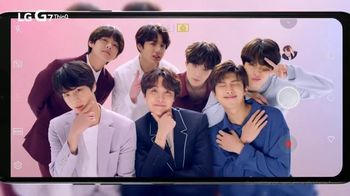 LG G7 ThinQ TV Spot, 'LG x BTS: Super Wide Angle Camera' Featuring J-Hope