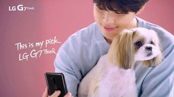 LG G7 ThinQ TV Spot, 'LG x BTS: Super Wide Angle Camera' Featuring J-Hope - Thumbnail 8