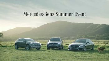 Mercedes-Benz Summer Event TV Spot, 'Rescue' Song by Layup [T2] - Thumbnail 9