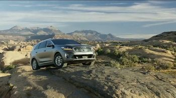 2019 Kia Sorento TV Spot, 'Conquer Your Mountain' - Thumbnail 5