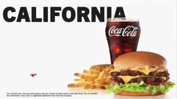 Carl's Jr. California Classic Combo TV Spot, 'The Best of the West' - Thumbnail 8
