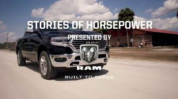 Ram Trucks TV Spot, 'History Channel: Stories of Horsepower: Jockey' [T1] - Thumbnail 1