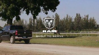 Ram Trucks TV Spot, 'History Channel: Stories of Horsepower: Jockey' [T1] - Thumbnail 10