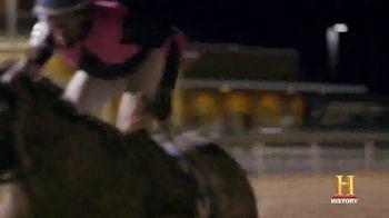 Ram Trucks TV Spot, 'History Channel: Stories of Horsepower: Jockey' [T1] - Thumbnail 7
