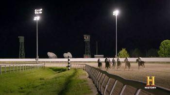 Ram Trucks TV Spot, 'History Channel: Stories of Horsepower: Jockey' [T1] - Thumbnail 8