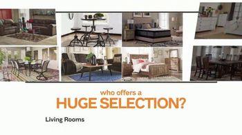 Ashley HomeStore TV Spot, 'Who Else?' - Thumbnail 2