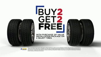 NTB Super Sale TV Spot, 'Buy Two, Get Two Free' - Thumbnail 4