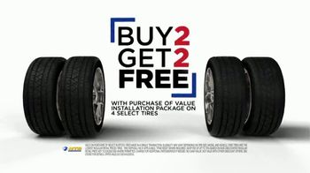NTB Super Sale TV Spot, 'Buy Two, Get Two Free' - Thumbnail 5