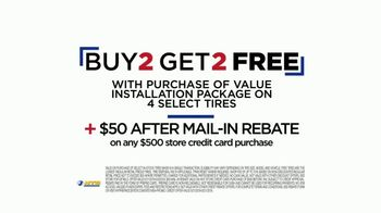 NTB Super Sale TV Spot, 'Buy Two, Get Two Free' - Thumbnail 9