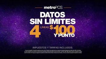 MetroPCS TV Spot 'Cuatro líneas' canción de Oh The Larceny [Spanish] - Thumbnail 10