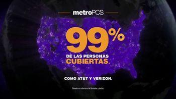 MetroPCS TV Spot 'Cuatro líneas' canción de Oh The Larceny [Spanish] - Thumbnail 7