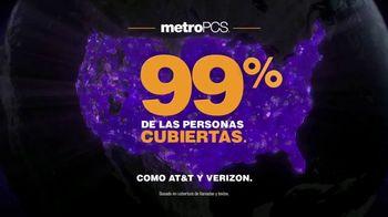 MetroPCS TV Spot 'Cuatro líneas' canción de Oh The Larceny [Spanish] - Thumbnail 8