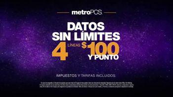 MetroPCS TV Spot 'Cuatro líneas' canción de Oh The Larceny [Spanish] - Thumbnail 9