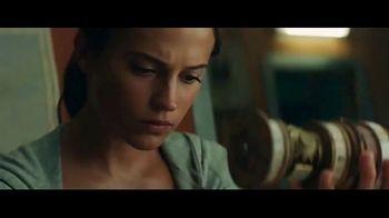 Tomb Raider Home Entertainment TV Spot - Thumbnail 4