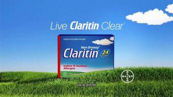 Claritin TV Spot, 'Clarity: Sunday's Paper' - Thumbnail 8