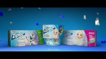 Ziploc TV Spot, 'Find Your Flurry' - Thumbnail 8
