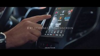 2019 Jeep Cherokee TV Spot, 'World Comes With It: Technology' [T1] - Thumbnail 2