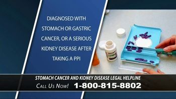 Stomach Cancer & Kidney Disease Helpline TV Spot, 'Proton-Pump Inhibitors' - Thumbnail 4