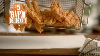 Popeyes Rip'n Chicken TV Spot, 'Arranca' [Spanish] - Thumbnail 3