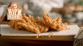 Popeyes Rip'n Chicken TV Spot, 'Arranca' [Spanish] - Thumbnail 4
