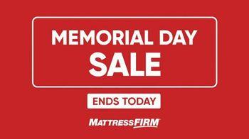 Mattress Firm Memorial Day Sale TV Spot, 'Adjustable Base Makes a Comeback' - Thumbnail 1