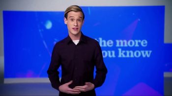 The More You Know TV Spot, 'Diversity' Featuring Tyler Henry - 10 commercial airings