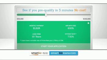 SmartBiz SBA 7(a) Loan TV Spot, 'No Gotchas' - Thumbnail 5