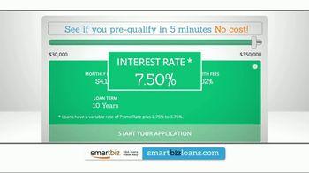 SmartBiz SBA 7(a) Loan TV Spot, 'No Gotchas' - Thumbnail 6