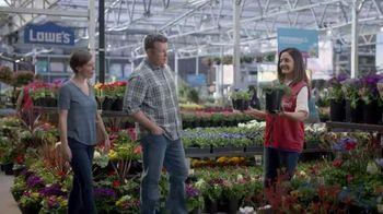 Lowe's TV Spot, 'Gardening Gene: 12-Pack Annuals' - Thumbnail 5