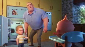 American Egg Board TV Spot, 'Incredibles 2: Jack-Jack's Eggs' - Thumbnail 5