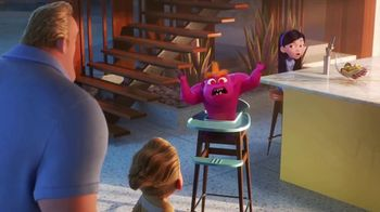 American Egg Board TV Spot, 'Incredibles 2: Jack-Jack's Eggs' - Thumbnail 8