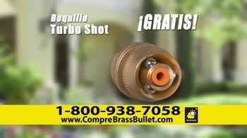 Pocket Hose Brass Bullet TV Spot, 'Fuerte' con Richard Karn [Spanish] - Thumbnail 7