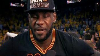 NBA TV Spot, 'NBA Finals: The Feeling' - Thumbnail 5