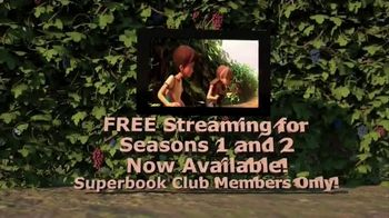 CBN Superbook DVD Club TV Spot, 'Joshua and Caleb' - Thumbnail 7