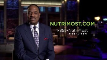 NutriMost TV Spot, 'Thankful' Featuring James Brown - Thumbnail 9