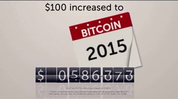 Unlock Bitcoin TV Spot, 'Make Your Fortune' - Thumbnail 2