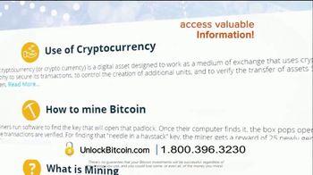 Unlock Bitcoin TV Spot, 'Make Your Fortune' - Thumbnail 8