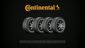 TireRack.com TV Spot, 'Great Idea: Continental' - Thumbnail 9
