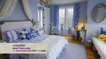 Wayfair TV Spot, 'HGTV: Sarah Off the Grid: Take Glamour to New Heights' - Thumbnail 7