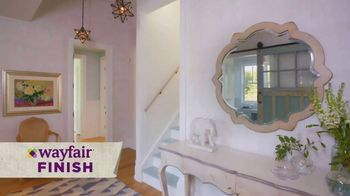 Wayfair TV Spot, 'HGTV: Sarah Off the Grid: Take Glamour to New Heights' - Thumbnail 1