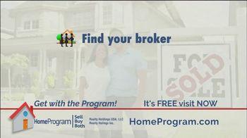 Home Program TV Spot, 'Get With the Program' - Thumbnail 8