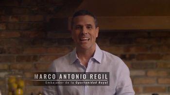 Oportunidad Royal TV Spot, 'Sueños' con Marco Antonio Regil [Spanish] - Thumbnail 1