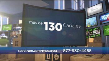 Spectrum Mi Plan Latino Double Play TV Spot, 'Mudanza' [Spanish] - Thumbnail 4