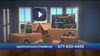 Spectrum Mi Plan Latino Double Play TV Spot, 'Mudanza' [Spanish] - Thumbnail 5