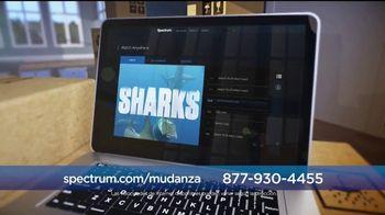 Spectrum Mi Plan Latino Double Play TV Spot, 'Mudanza' [Spanish] - Thumbnail 6