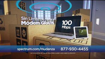 Spectrum Mi Plan Latino Double Play TV Spot, 'Mudanza' [Spanish] - Thumbnail 7